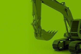 Zarządzanie flotą pojazdów budowlanych