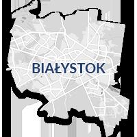 monitoring GPS Białystok