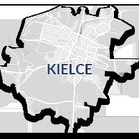 Kielce - monitoring GPS