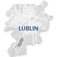 Lublin - monitoring GPS