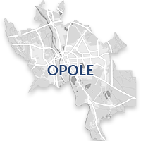 Opole - monitoring GPS