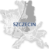 Szczecin - monitoring GPS
