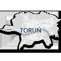 Toruń - monitoring GPS