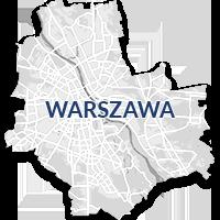 Warszawa - monitoring GPS
