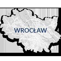 Wrocław - monitoring GPS