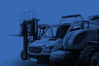 Monitoring GPS w pojazdach specjalnych