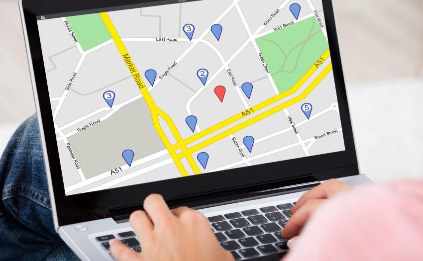 Mapy GPS na urządzenia mobilne