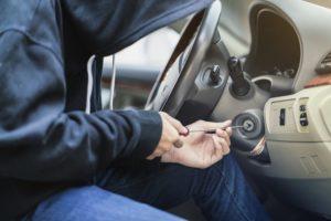 system GPS może pomóc zabezpieczyć samochód przed kradzieżą.