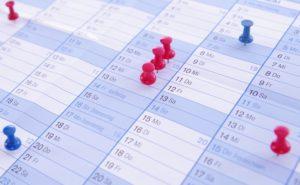 Rozliczenia czasu pracy kierowców - raport miesięczny.