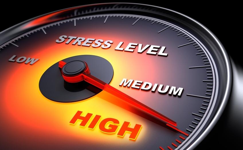 Poziom stresu licznik